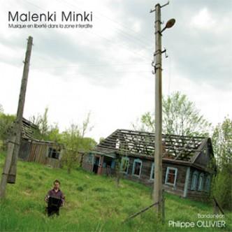 CD Malenki Minki Philippe Ollivier