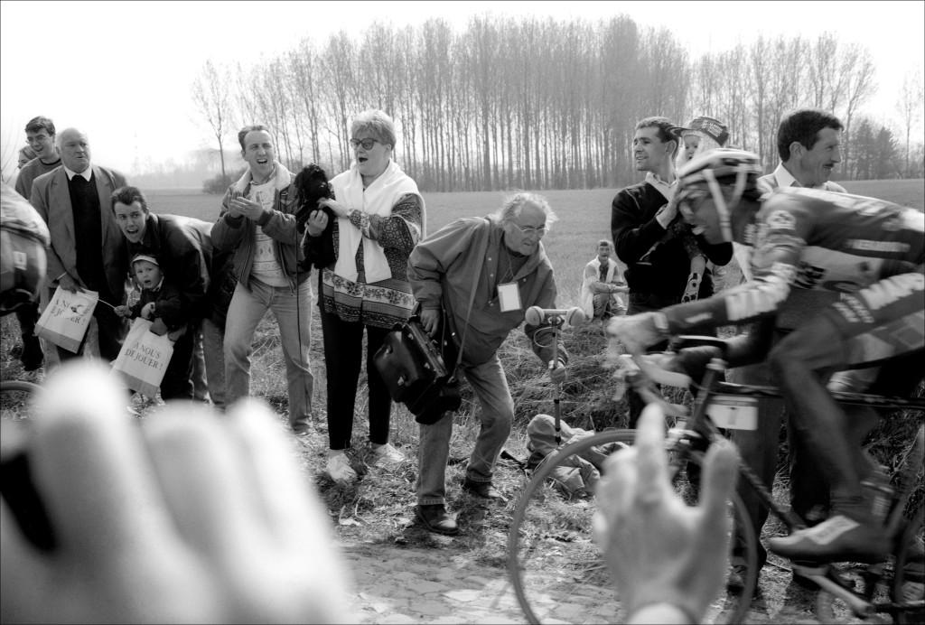 PARIS ROUBAIX YANN PARANTHOEN Le : 14 04 1996 © Marc ENGUERAND CDDS